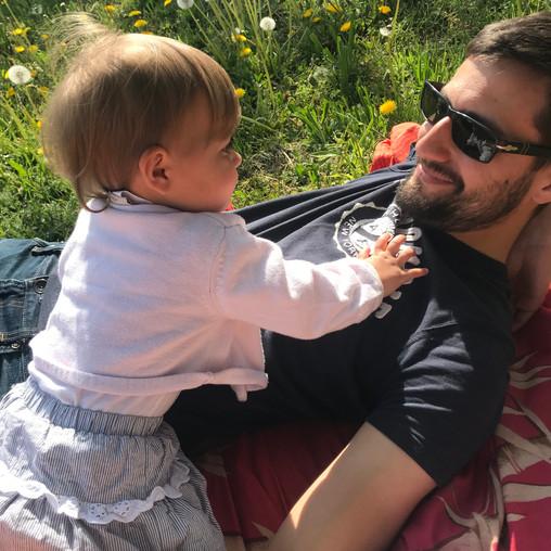Le lien père-enfant