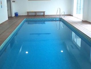 Apertura piscina climatizada y sauna.