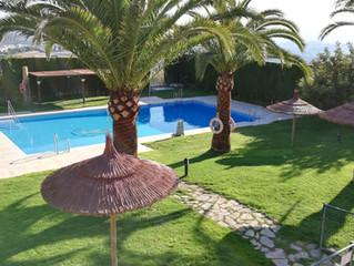 Apertura piscina temporada de verano