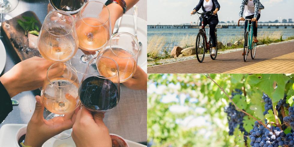 Biciclettata e degustazione (over 35 anni)