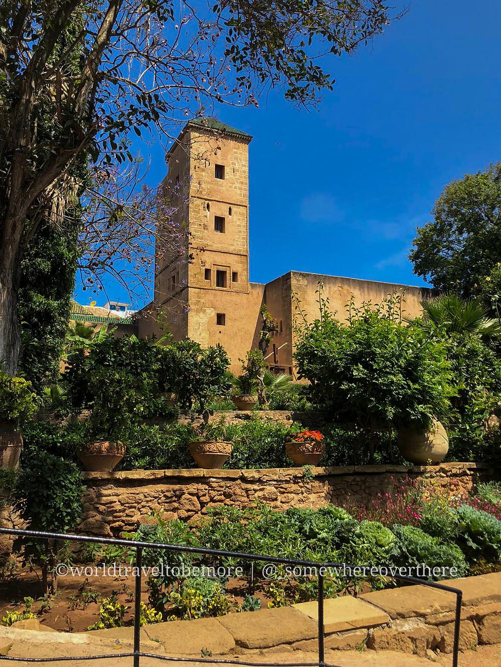 Rabat, Marocco, itinerario di una settimana su mezzi pubblici.