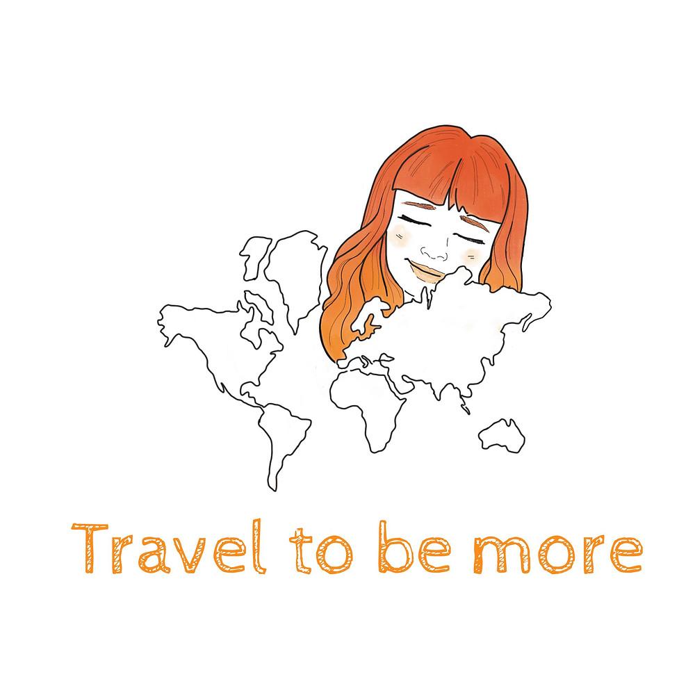 Logo del blog di viaggi WORLD TRAVEL TO BE MORE. Tutti i diritti riservati.