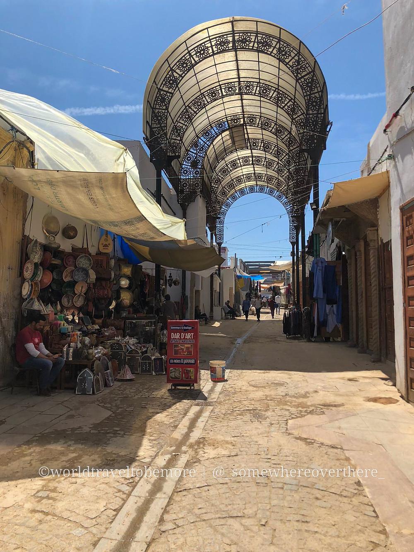 Mercato a Rabat, durante il ramadan. worldtraveltobemore.com