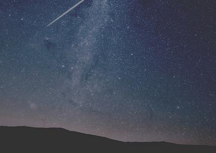 Semplice Foto con Universo e Cielo Bigli
