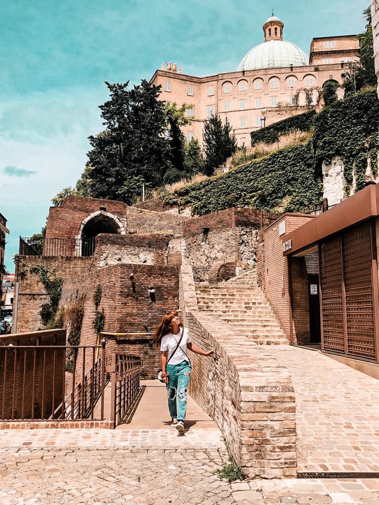 Scorcio ad Ancona
