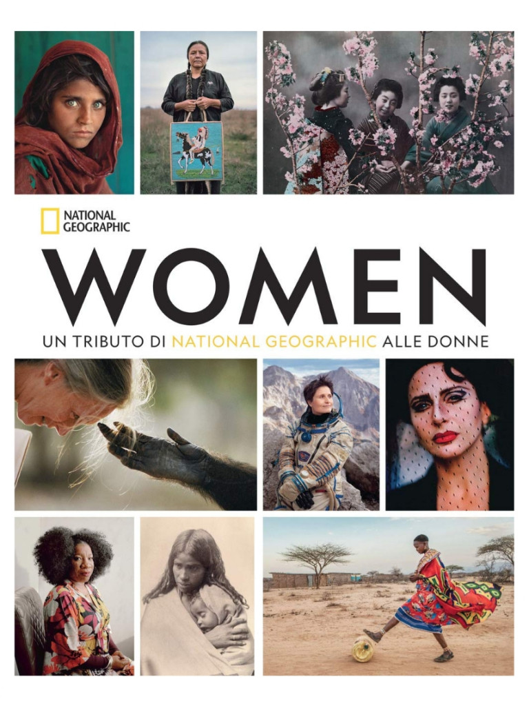 Women. Un tributo di National Geographic alle donne.