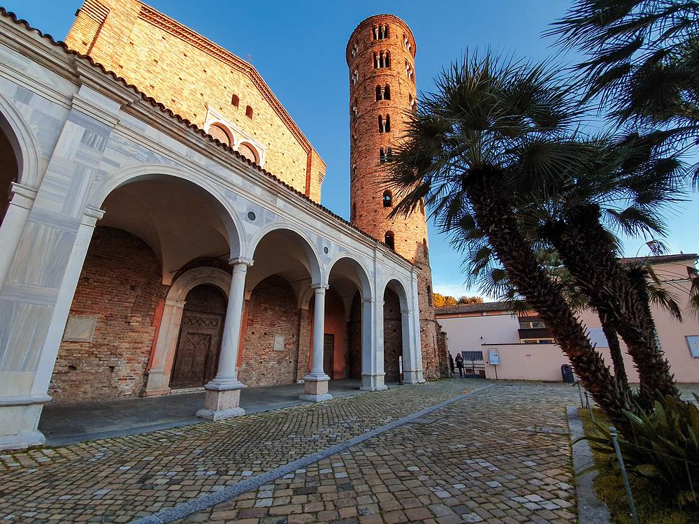 Basilica di Sant'Apollinare Nuovo, Ravenna.