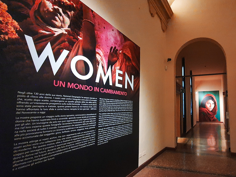 Women, un mondo in cambiamento. In collaborazione con il National Geographic.