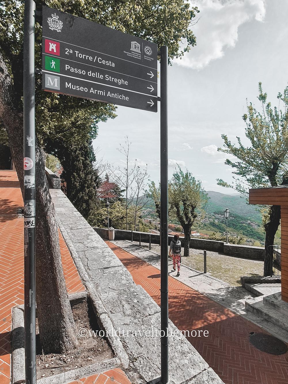 La leggenda del passo delle streghe a San Marino