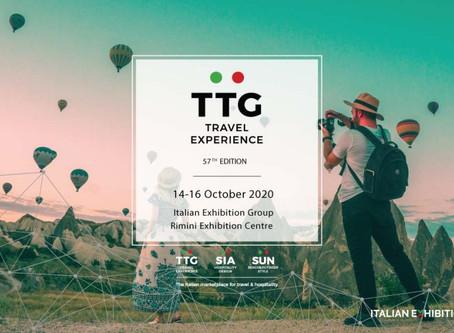 TTG TRAVEL EXPERIENCE 2020: L'EVENTO VIAGGI CON FIRMA ITALIANA