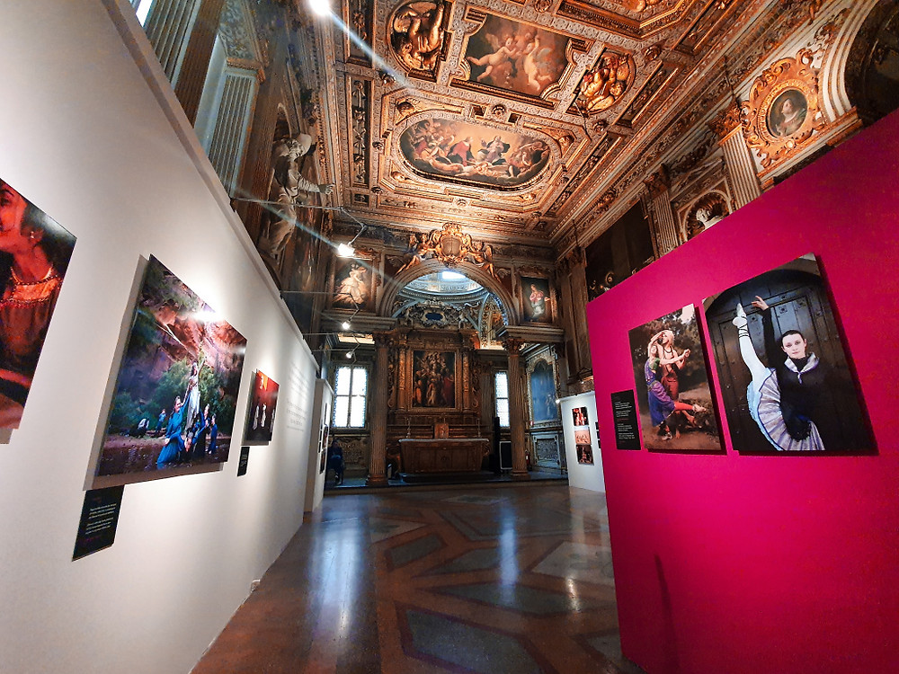 Oratorio dei Battuti,  complesso museale di Santa Maria della Vita.