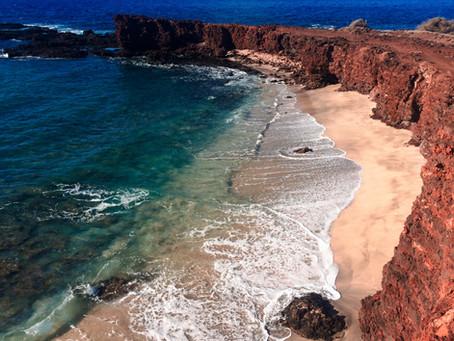 L'AVVENTURA CHE HA RESO INDIMENTICABILE IL MIO SOGGIORNO A LĀNAʻI, ALLE HAWAII.