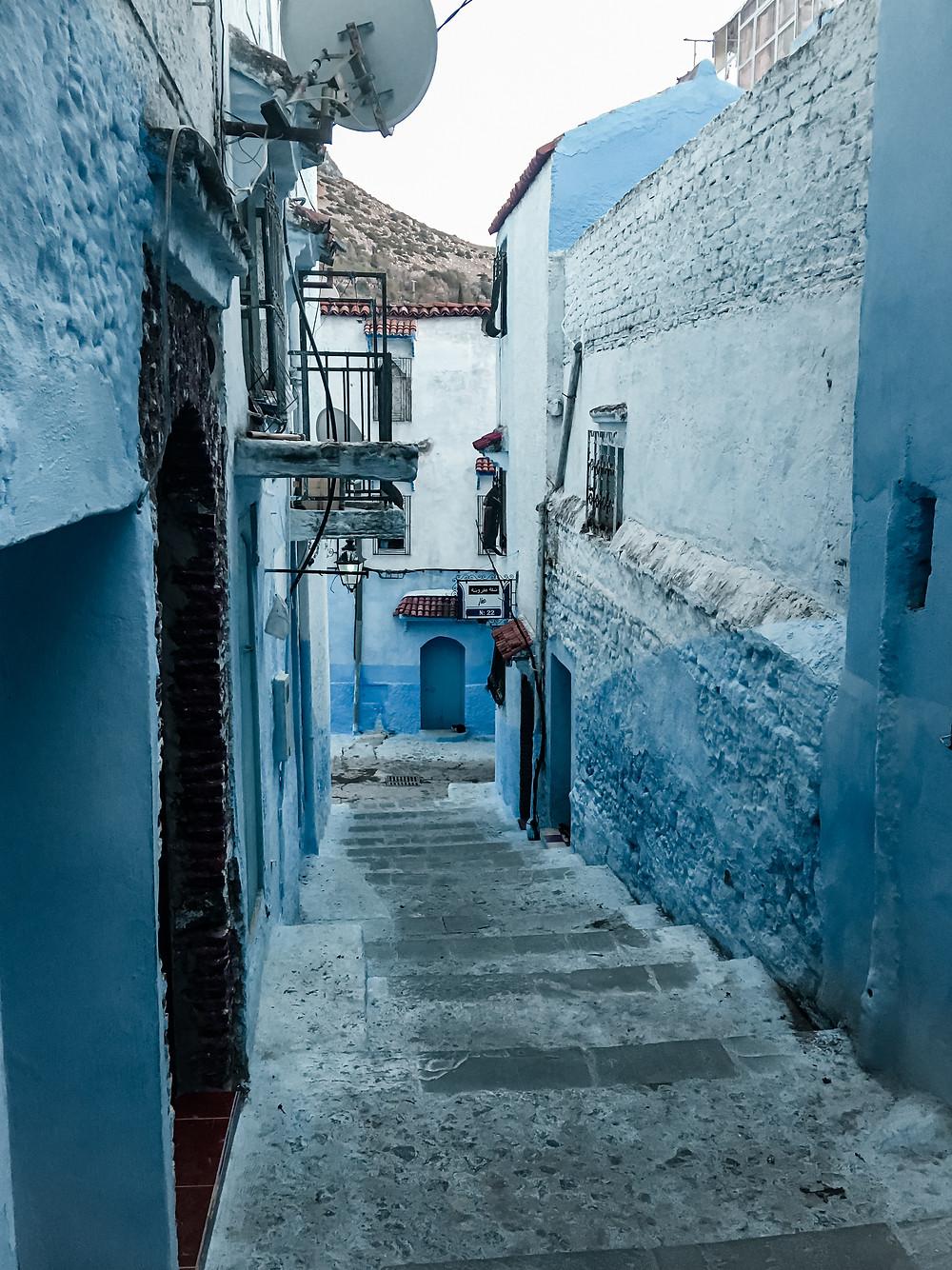 Chefchaouen: la perla blu del Marocco