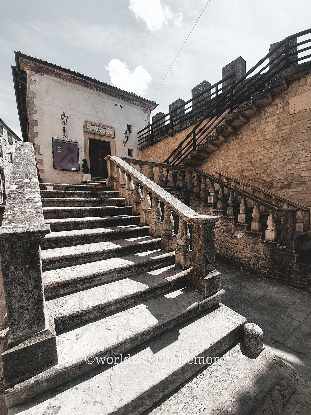 Museo delle Torture di San Marino
