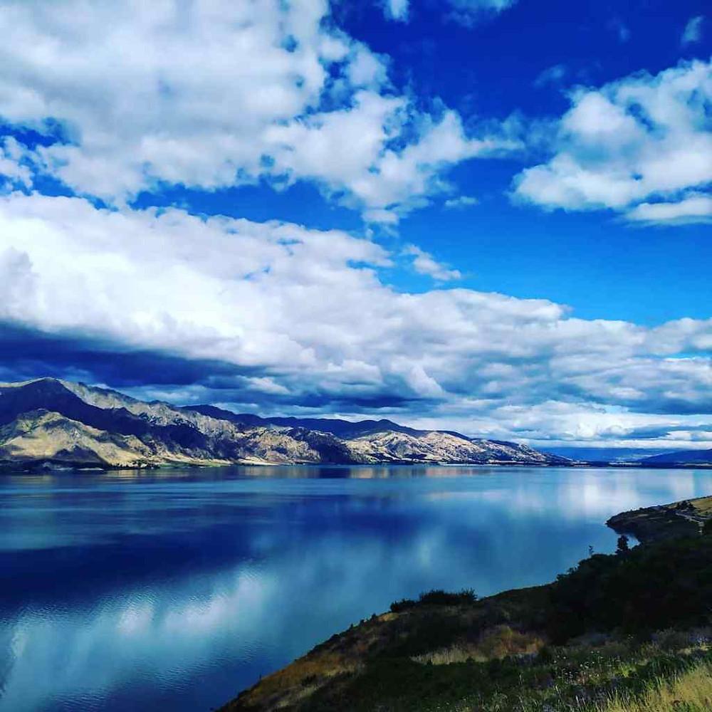 Lake Haweaa, Isola del Sud, Nuova Zelanda. PH Gian Marco S.