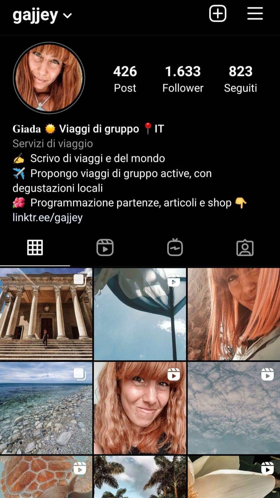 Seguimi su Instagram per aggiornamenti quotidiani!