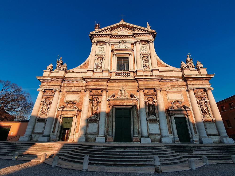 MAR, Museo di Arte della città di Ravenna.