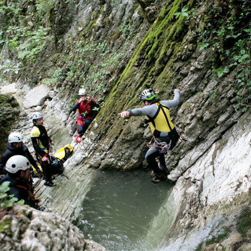 Canyoning nelle Marche