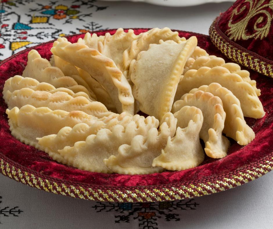 Un piatto pieno di Corna di Gazzella immagine presa dal web.