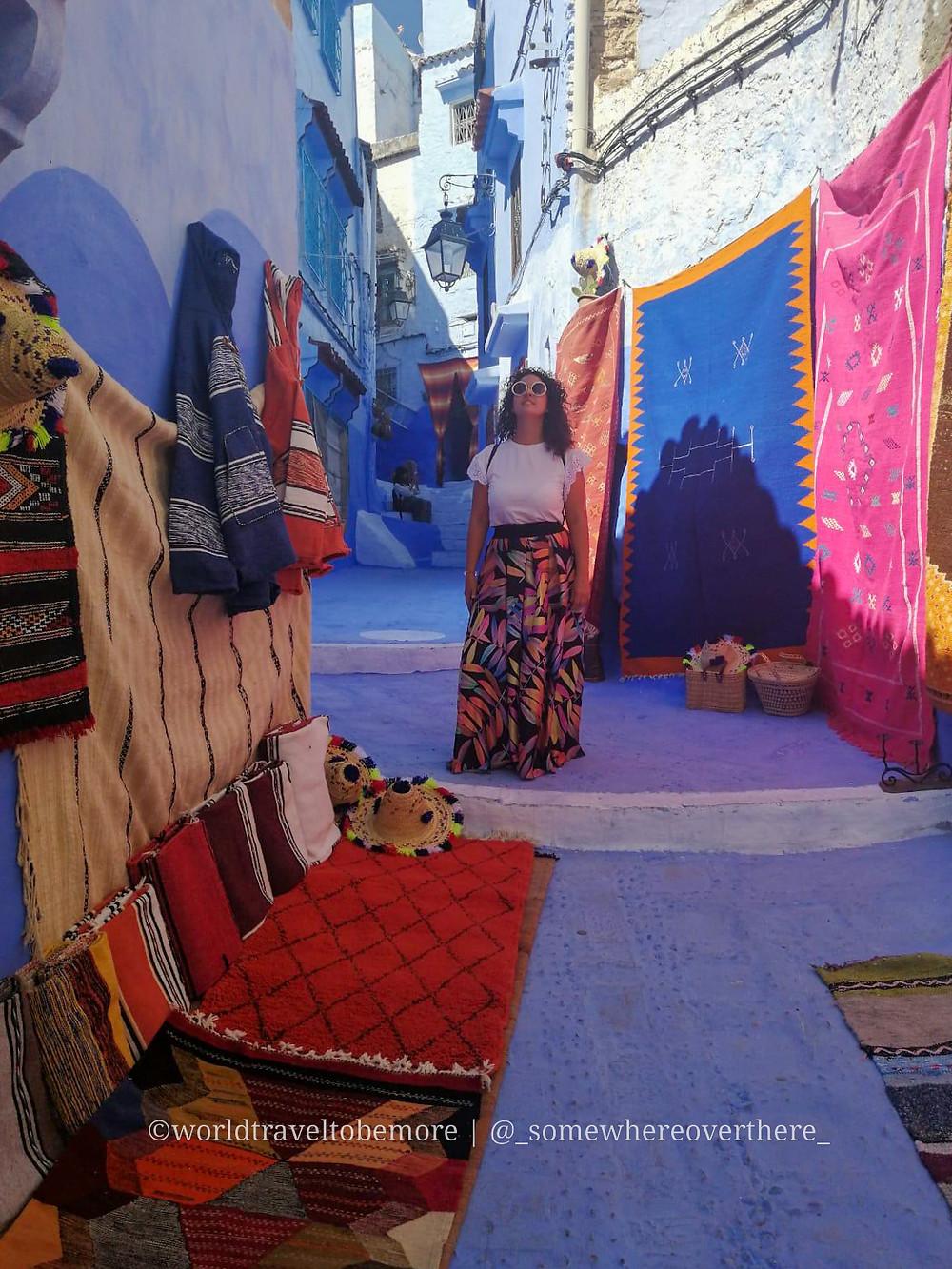La perla blu del Marocco: Chefchaouen | Worldtraveltobemore.com