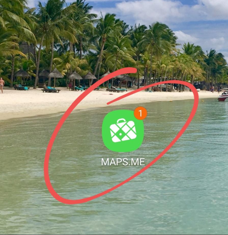 Maps.me applicazione mappe off line per smartphone