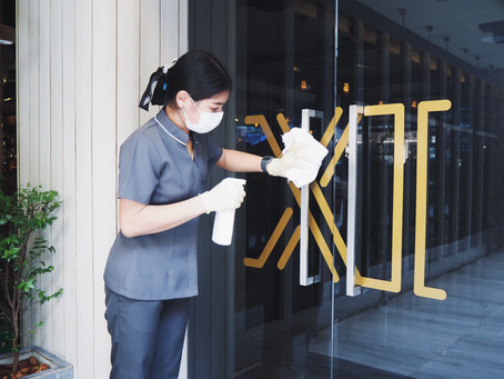 Eleven Hotel takes preventive actions to help prevent the spread of respiratory viruses.
