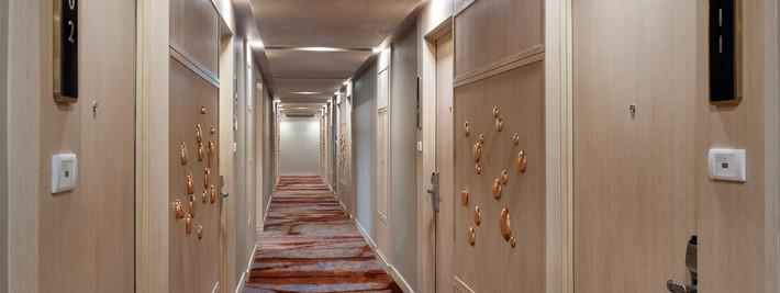 On Floor Corridor