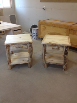 Aspen side tables