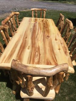 Aspen table top
