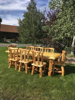 Aspen 8ft table