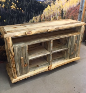 Pine Entertainment Center