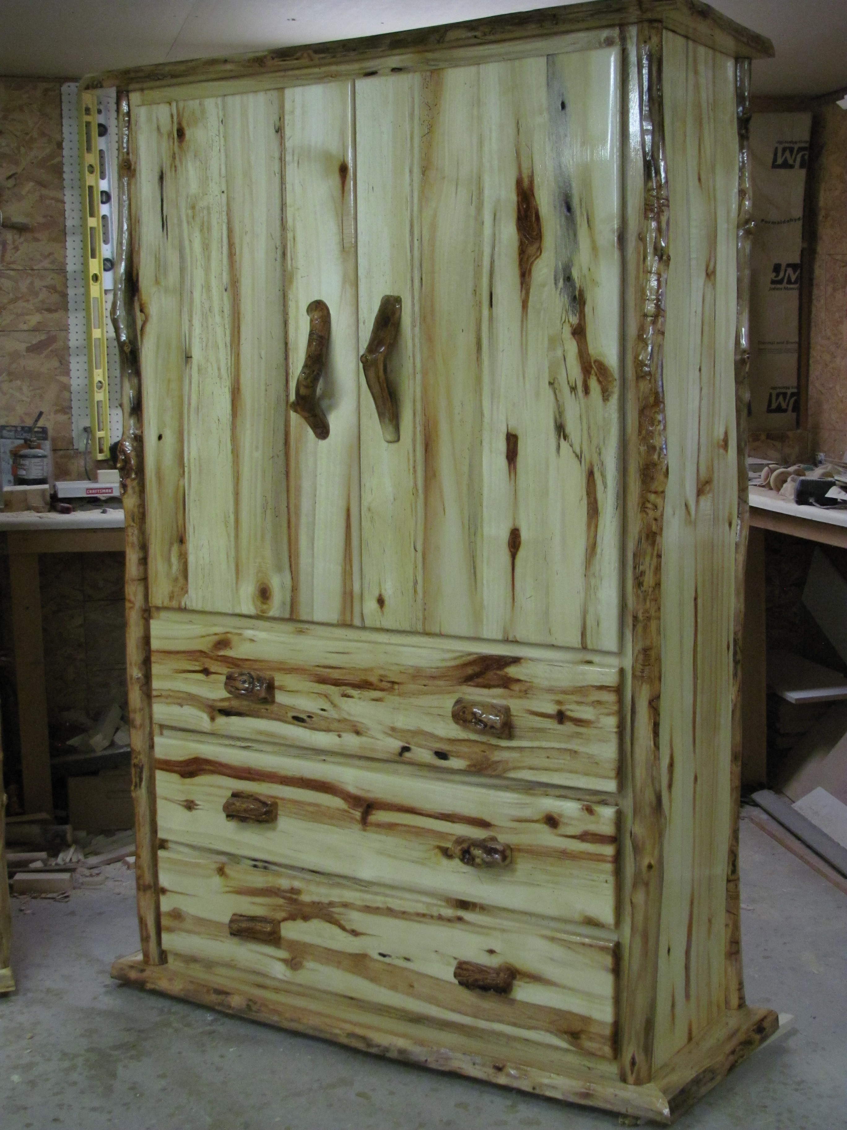 Oversized Armoire
