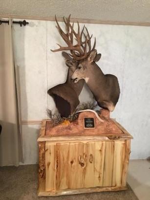 Custom pedestal