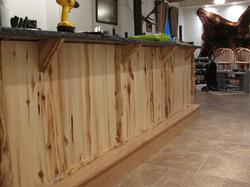 Aspen bar panels