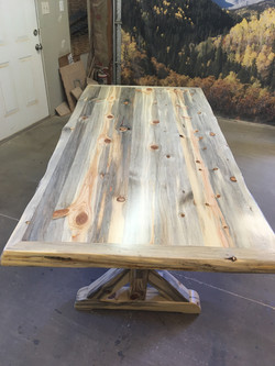 Blue Pine Trussell table
