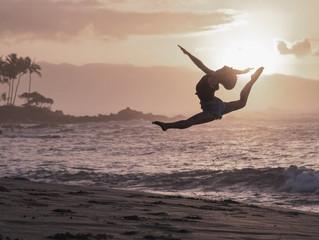 Manifest, Yoga, Dance and Let Go