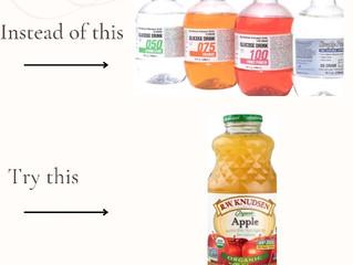 Healthy Alternative to Popular Glucose Drink