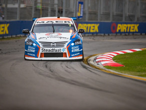 2020 CALLING FOR HEIMGARTNER AS NISSAN ERA DRAWS TO A CLOSE AFTER SOLID NEWCASTLE