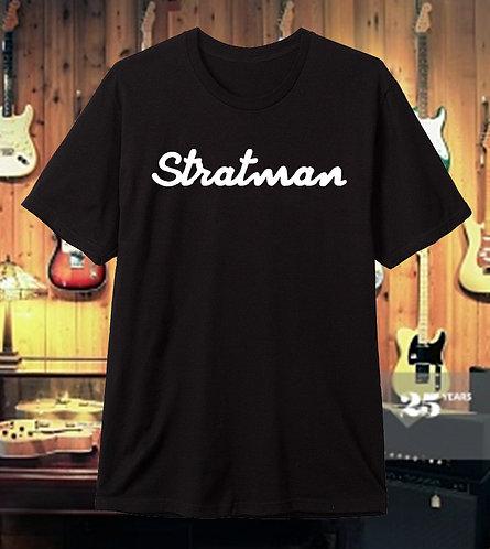 Strat Man T-Shirt | Stratocaster Inspired