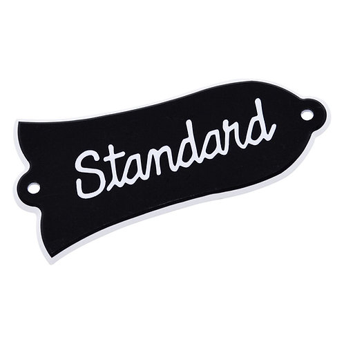 Blank Les Paul Truss Rod Cover