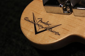 fender guitar headstock decals