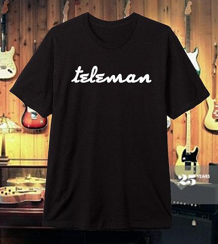 Tele Man T-Shirt | Telecaster Inspired