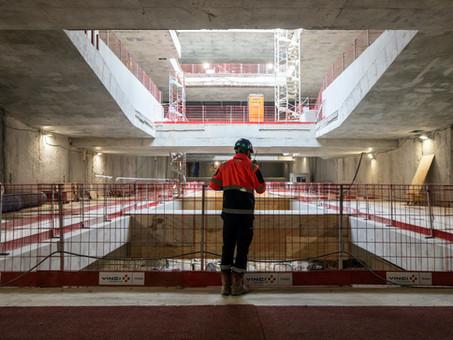 C'est quoi ce chantier ? Gare Bagneux – Diaporama sonore d'un quartier de gare en mutation