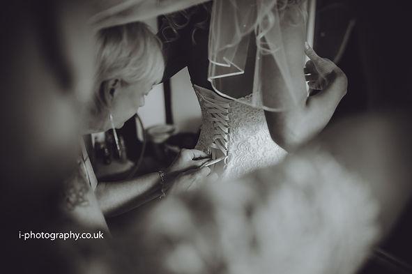 Lucy Wedding Bridal Prep Essex