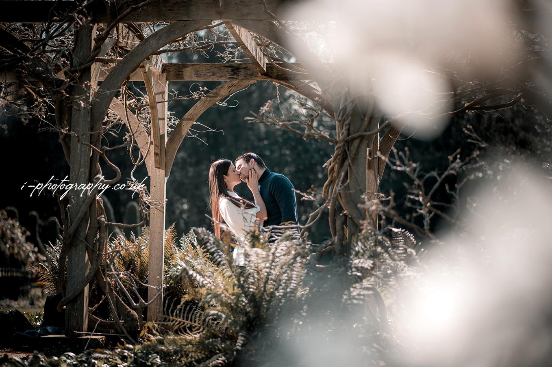 Brad & Sarah Pre Wedding Shoot