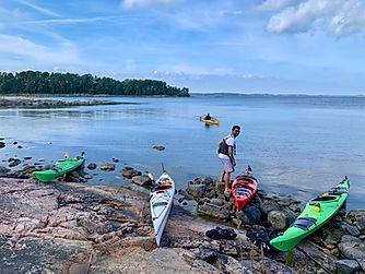 Archipelago Kayaking Dalarö
