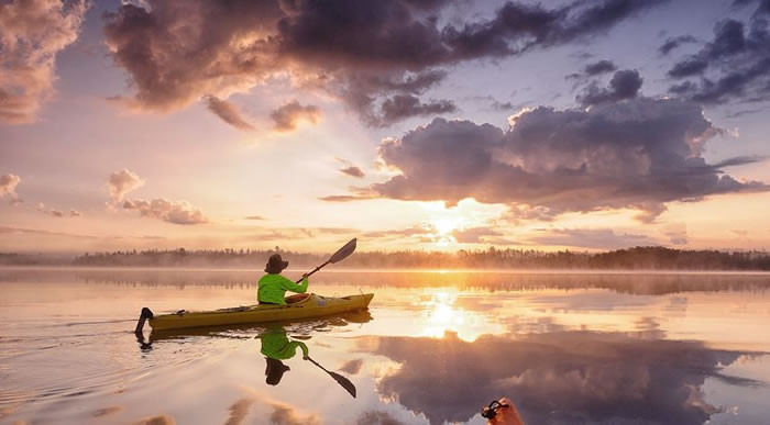 kayaking-sunset-2