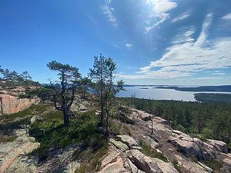 Höga Kusten, Sweden, Hiking