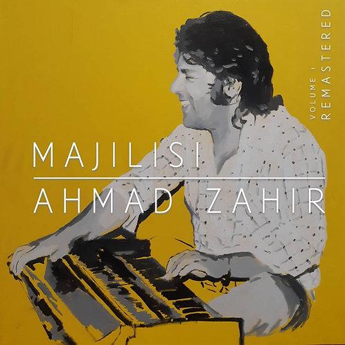 Ahmad Zahir's Remastered Majlissi Album