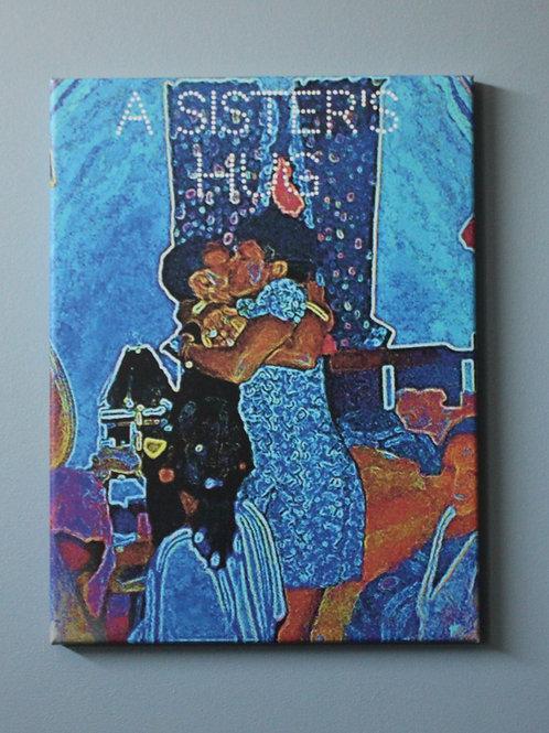 A SISTER'S HUG
